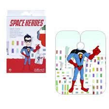 Dětská pláštěnka Sinelco Space Heroes