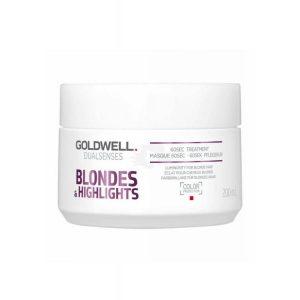 Maska na vlasy Goldwell Blondes Highlight