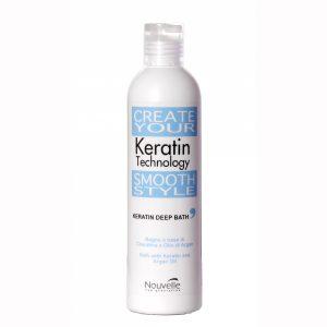 Šampon na vlasy Nouvelle Keratin 250 ml