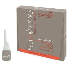Ampule Nouvelle Kapillixine Control Ultra Drops proti vypadávání vlasů