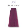 Barva na vlasy Secret Dream Nouvelle Metallum 6.16