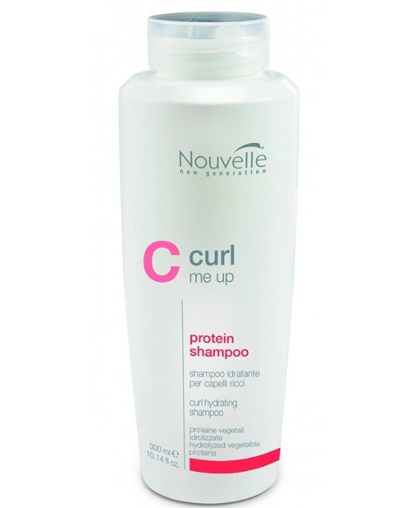 Curl me up Protein Shampoo 300 ml
