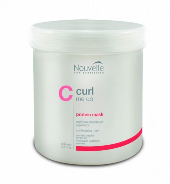 Curl me up Protein mask 1000 ml