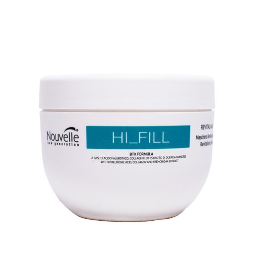 Maska na vlasy Nouvelle BTX FORMULA HI_FILL 500 ml