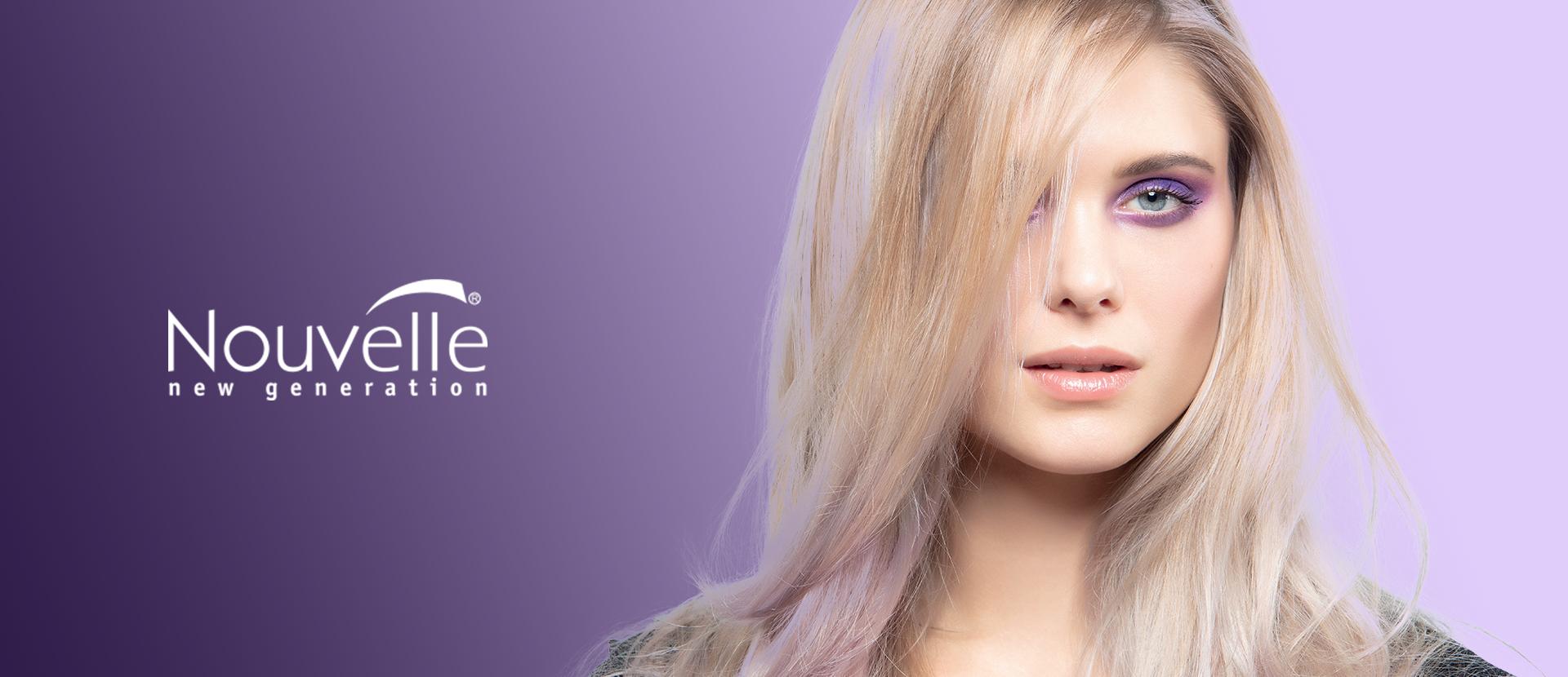 Vlasová kosmetika Nouvelle