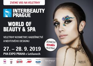 Podzimní look s veletrhy INTERBEAUTY PRAGUE a WORLD OF BEAUTY & SPA