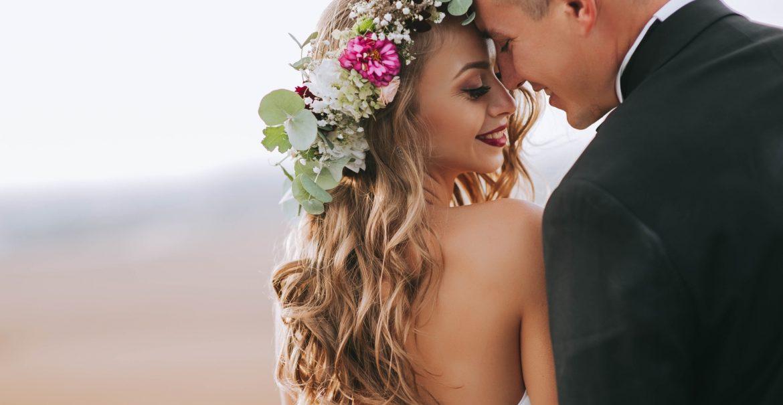 Plánujete svatbu? Cestu k dokonalé barvě vlasů