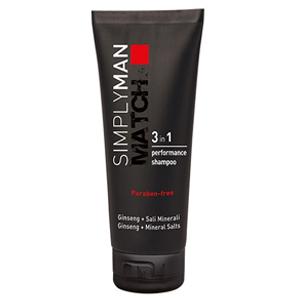 Šampon na vlasy 3 in 1