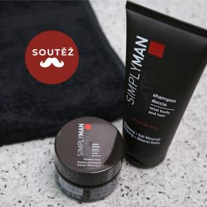 Nouvelle Simply Man: Pravidla soutěže na Instagramu